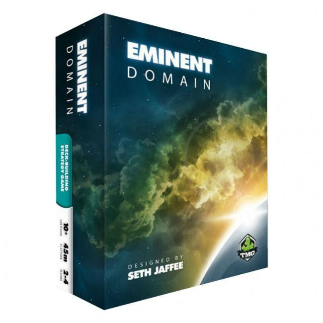Eminent Domain DBG Board Game Tasty Minstrel Games