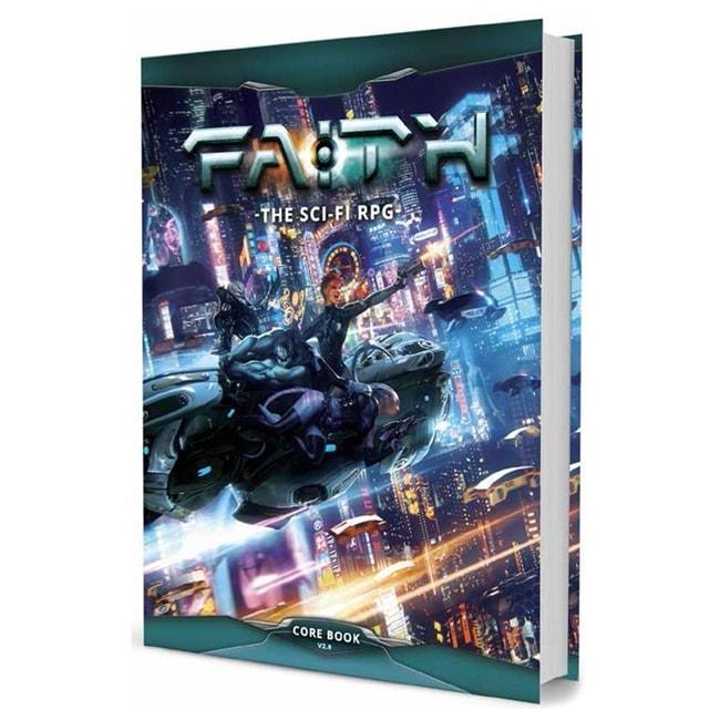 Faith: Core Book