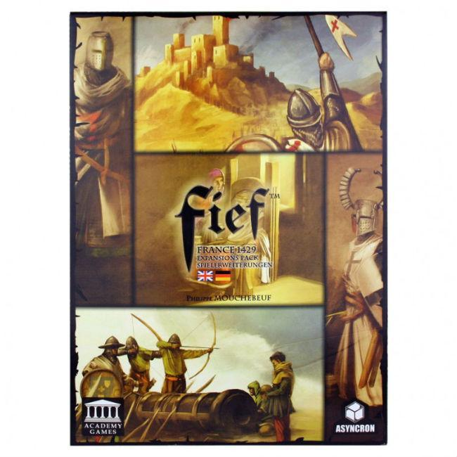 Fief: Expansions Pack Board Game Academy Games