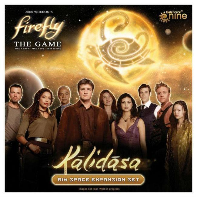Firefly: Kalidasa Board Game Gale Force 9