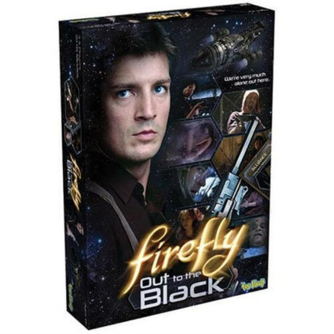 Firefly Out to the Black Card Game Toy Vault