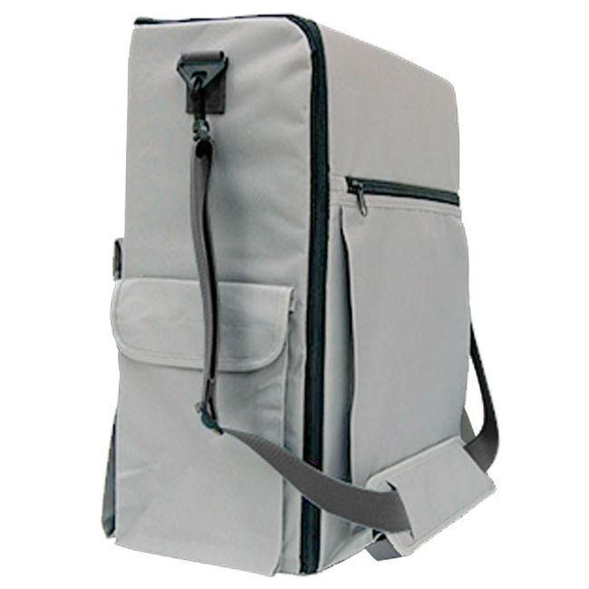 Flagship Gray Gaming Bag