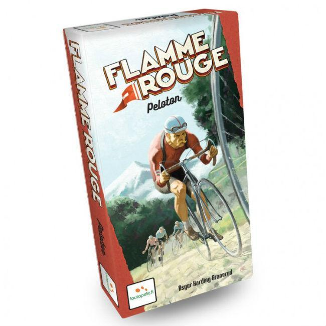 Flamme Rouge: Peloton Board Game Stronghold Games