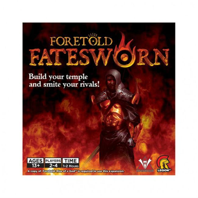 Foretold Fatesworn Expansion Card Game Legion Supplies