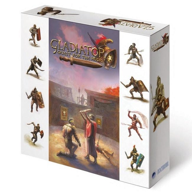 Gladiator Quest for the Rudis Card Game