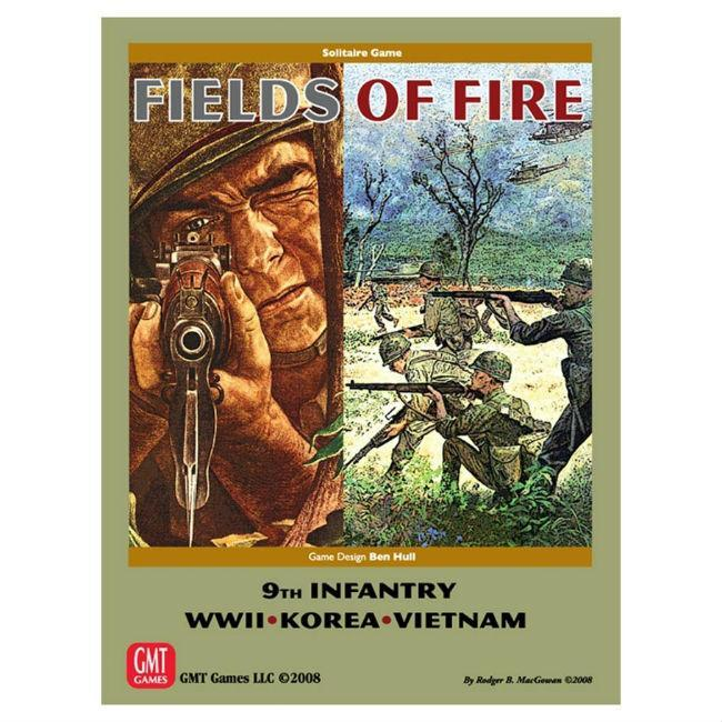 GMT Fields of Fire 2nd Edition Board Game
