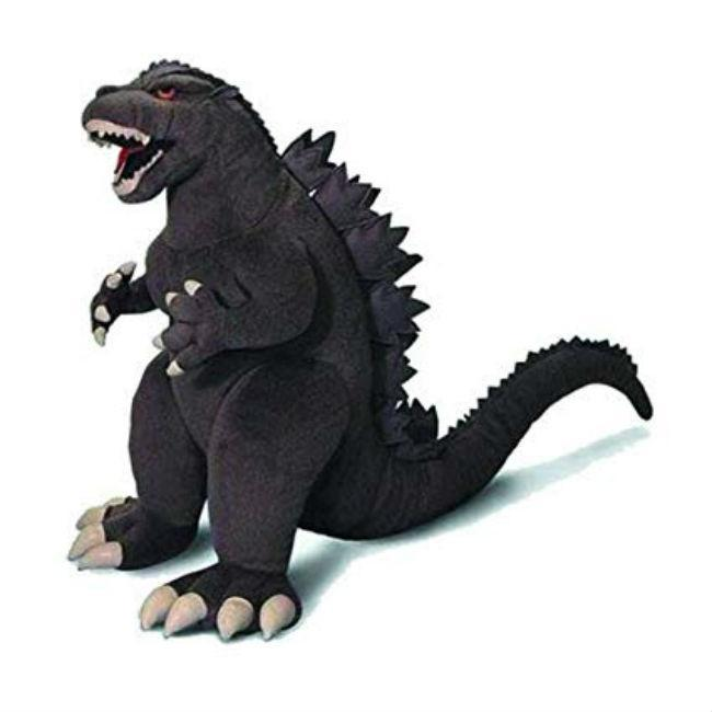 Godzilla New Design: Plush Toy Toys and Action Figures Toy Vault