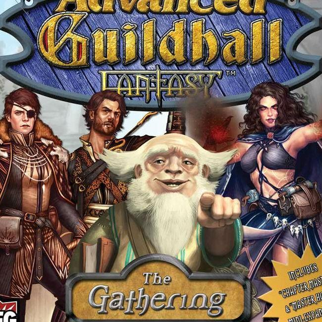 Guildhall Fantasy The Gathering Board Games