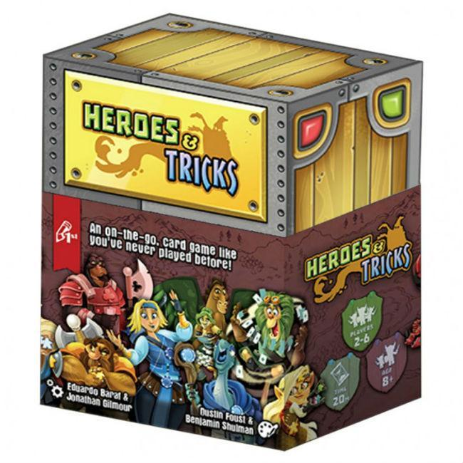 Heroes & Tricks CLEARANCE Pencil First Games