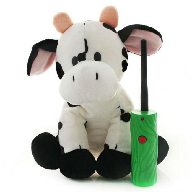 Hide & Seek Pals: Coco the Cow Toys and Action Figures R&R Games