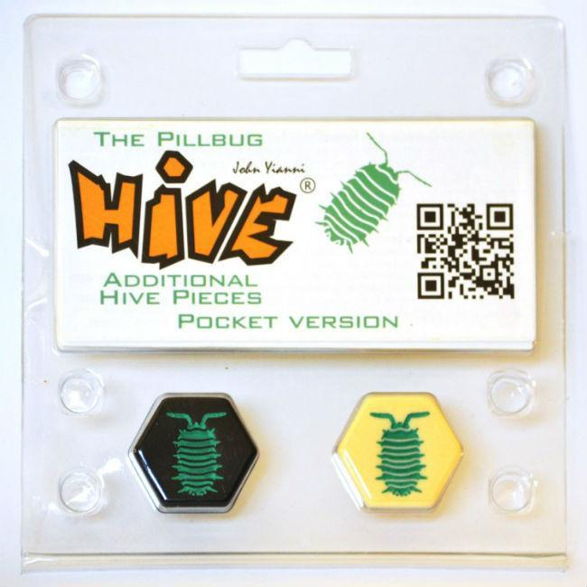 Hive Pillbug Pocket Expansion Game