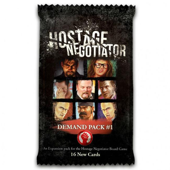 Hostage Negotiator: Demand Pack One