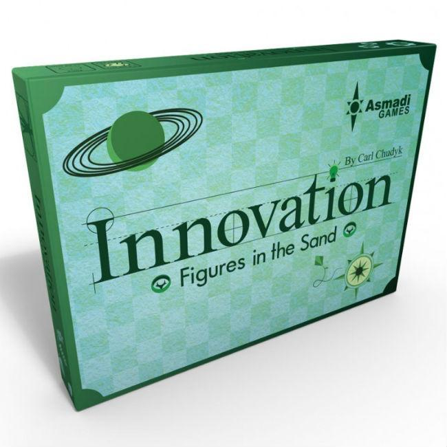 Innovation: Figures in the Sand Third Edition