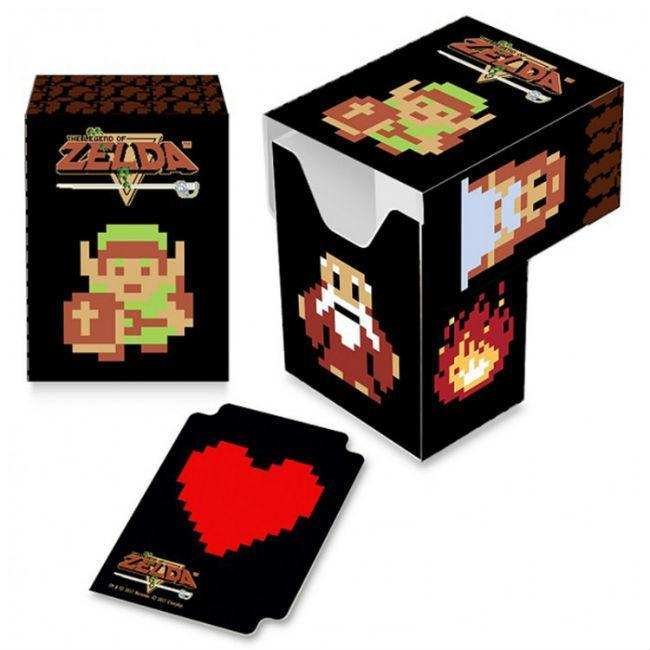 Legend of Zelda Deck Box 8 BIT