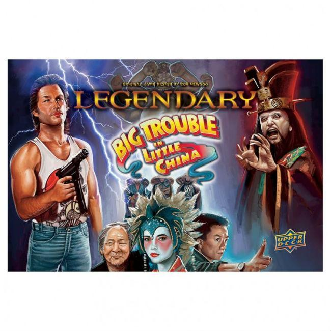 Legendary Big Trouble In Little China Game