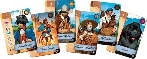 Lewis & Clark characters