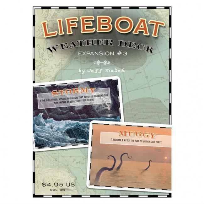 Lifeboat 3E: Weather Deck exp.