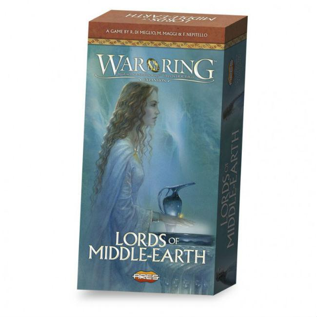 Lords of Middle Earth Expansion