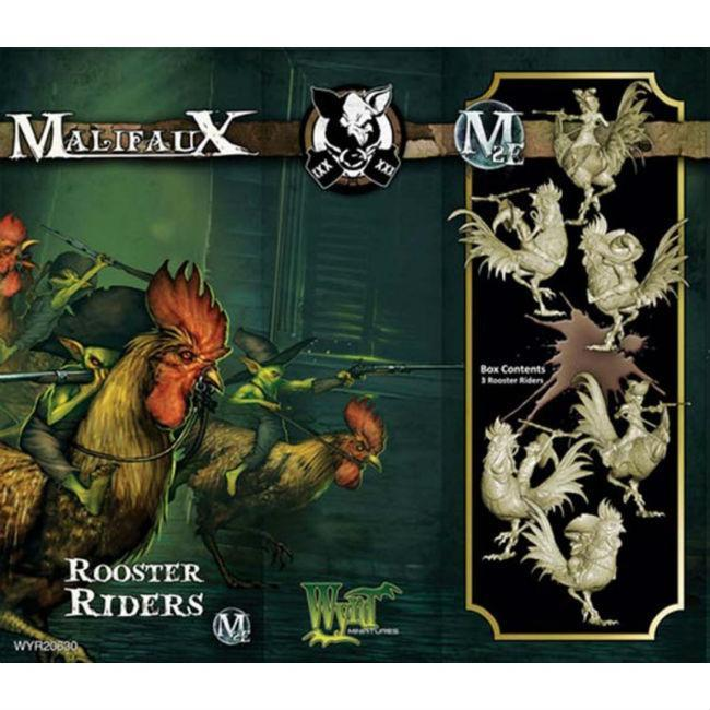 Malifaux: Gremlins – Rooster Riders
