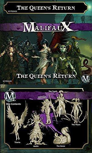 Malifaux: Neverborn – The Queen's Return – Titania Crew