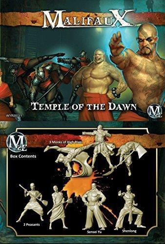 Malifaux: Ten Thunders – Shen Long Crew (Temple of the Dawn)