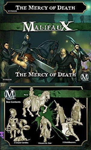 Malifaux – The Mercy Of Death – Reva Box Set