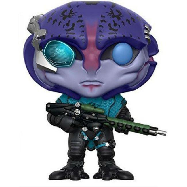Mass Effect Andromeda Jaal Accessories Funko