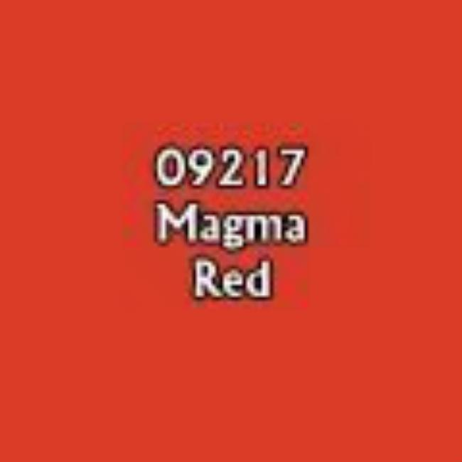 Master Series Paints Magma Red