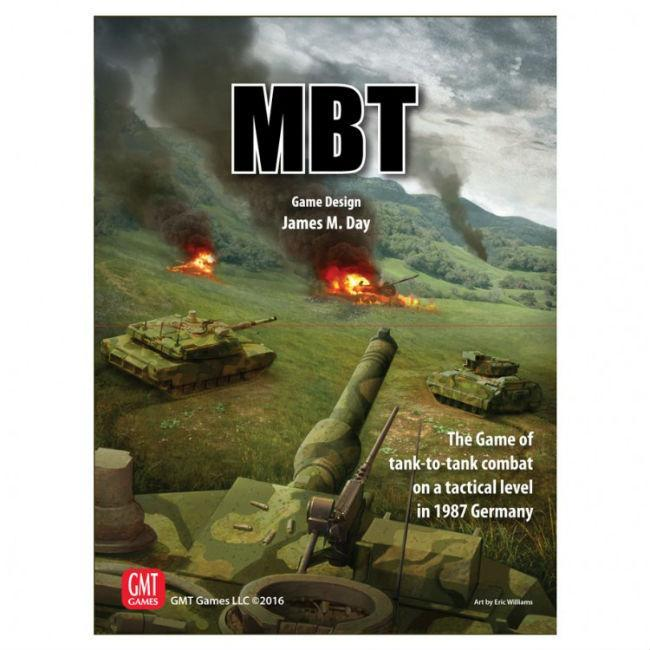 MBT: Game of tank to tank combat