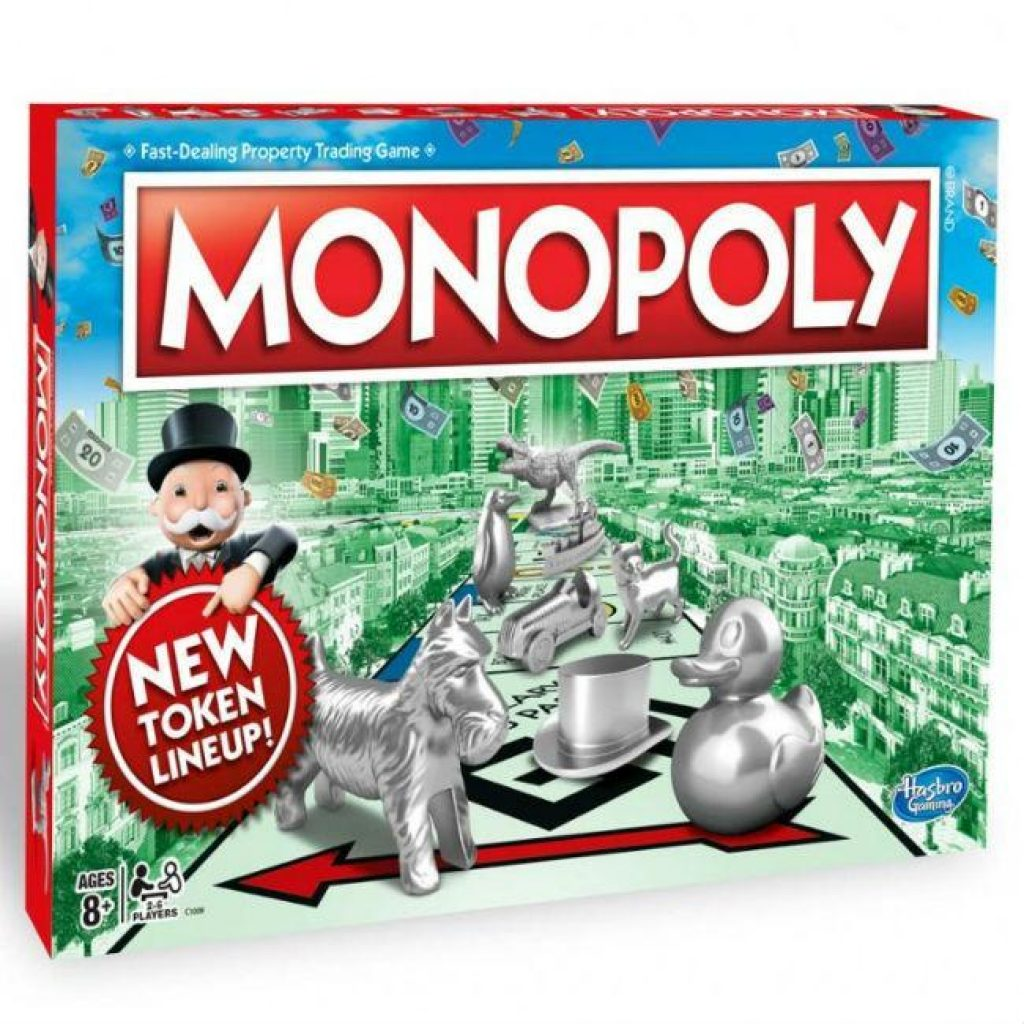 Monopoly Thanksgiving Board Game