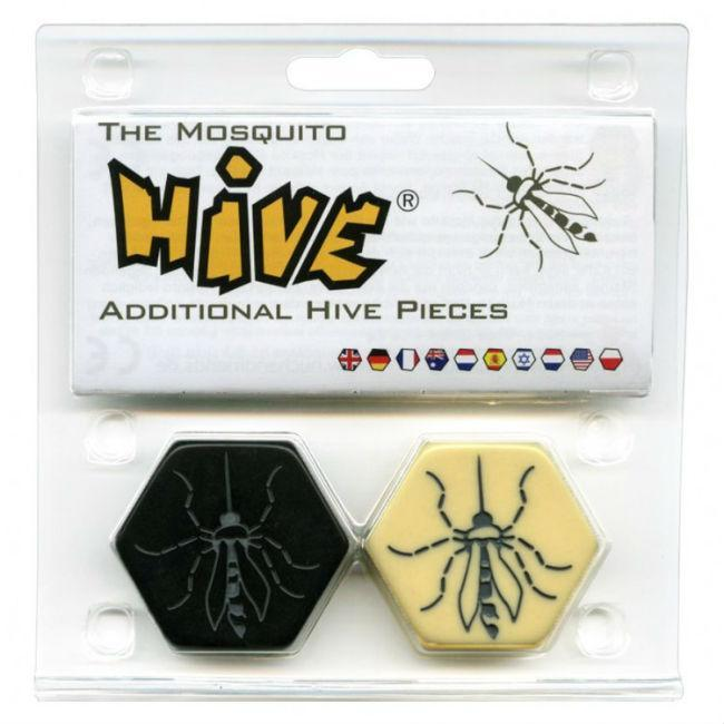 Mosquito Expansion Board Game