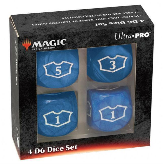 MtG: Loyalty Dice: Blue Mana Accessories Ultra Pro