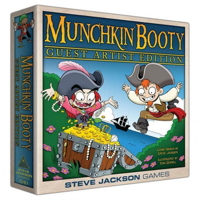 Munchkin Booty Tom Siddell