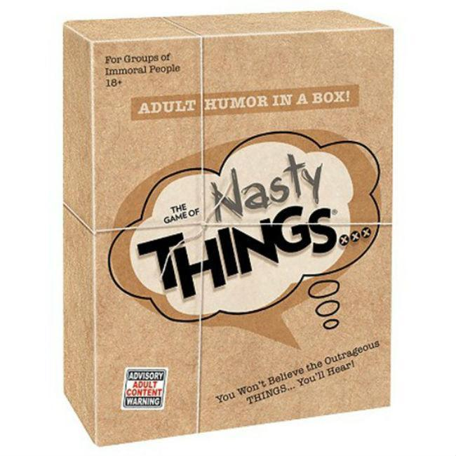 Nasty Things Board Game