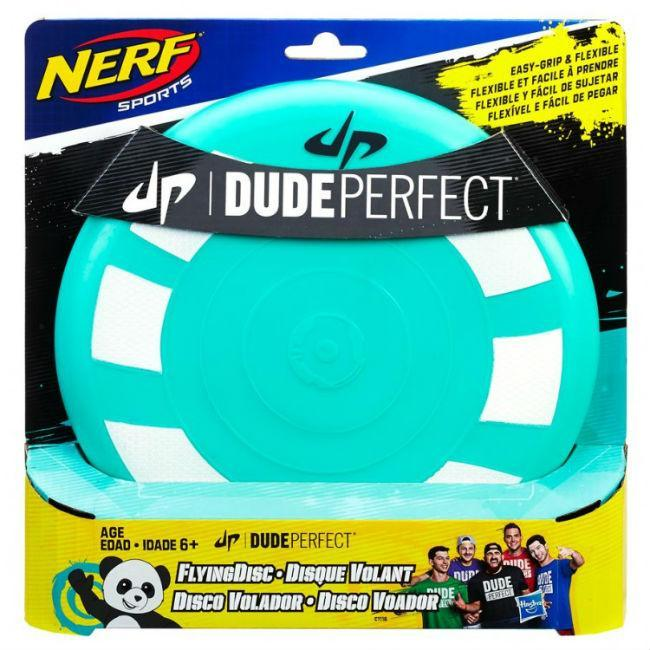Nerf Sports Dude Perfect Flying Disc Set