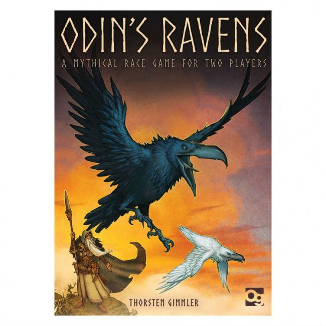 Odin's Ravens: A Mythical Race Card Game Osprey Publishing