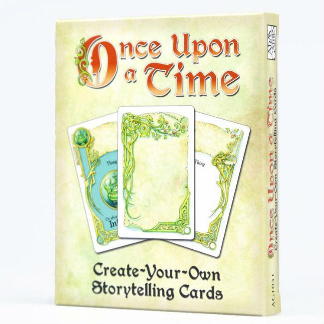 Once Upon a Time Storytelling Cards