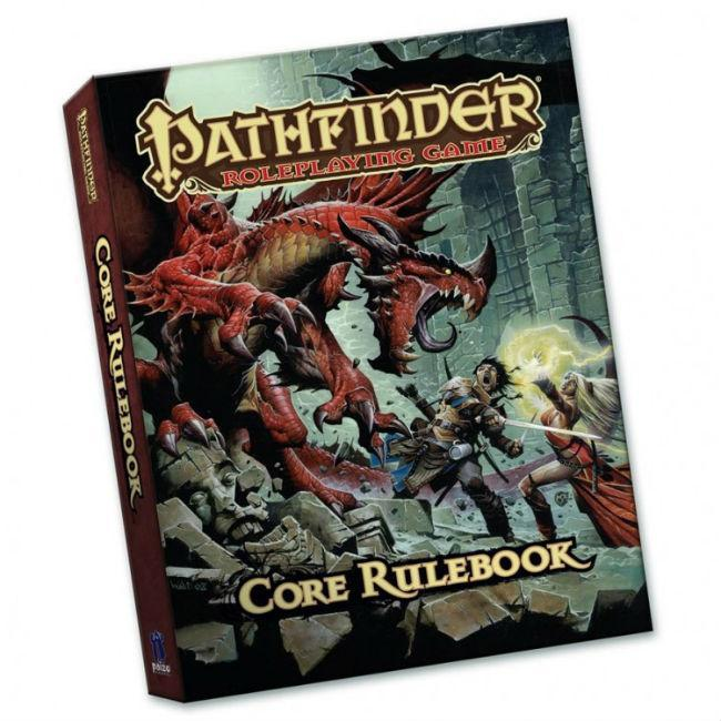Pathfinder: Core Rulebook Role Playing Games Paizo