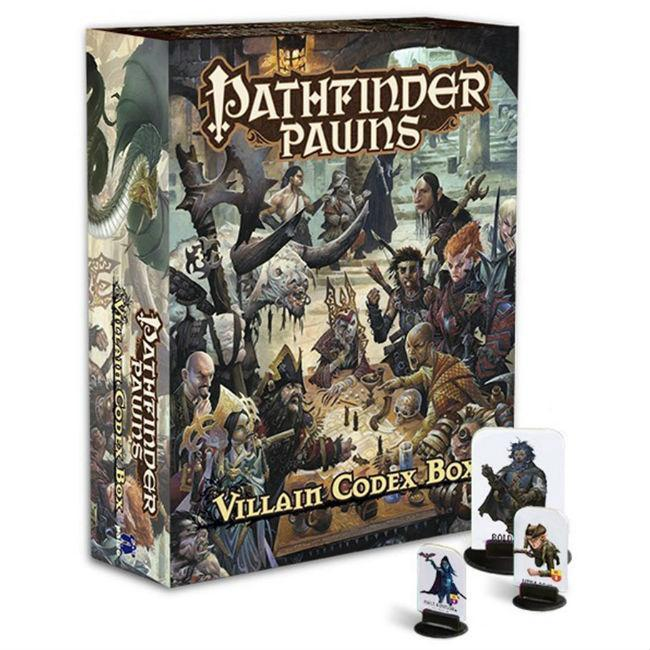 Pathfinder Pawns Villain Codex Box, Role Playing Game