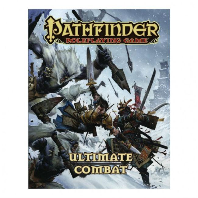 Pathfinder: Ultimate Combat Role Playing Games Paizo