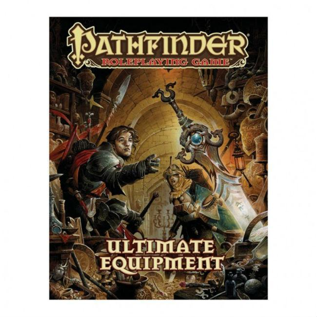 Pathfinder Ultimate Equipment Game