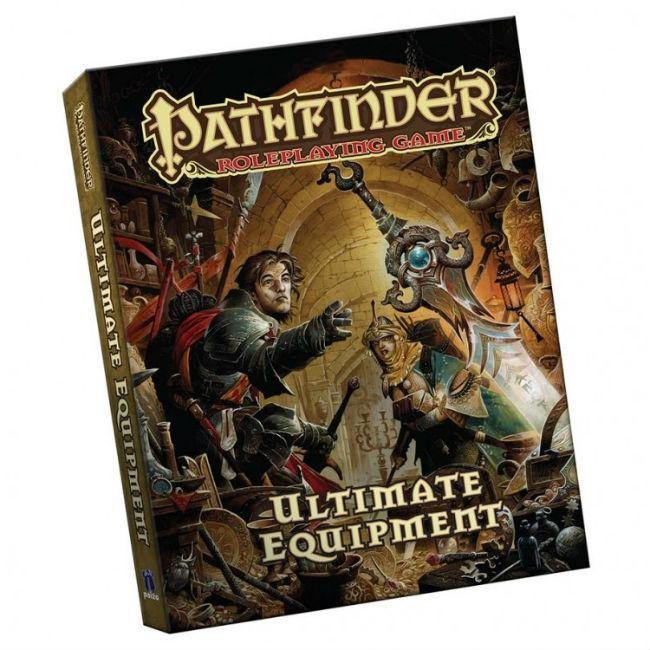Pathfinder Ultimate Equipment Pocket Edition