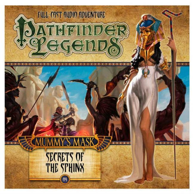 PFACG: MM4: Secrets of the Sphinx Card Game Paizo