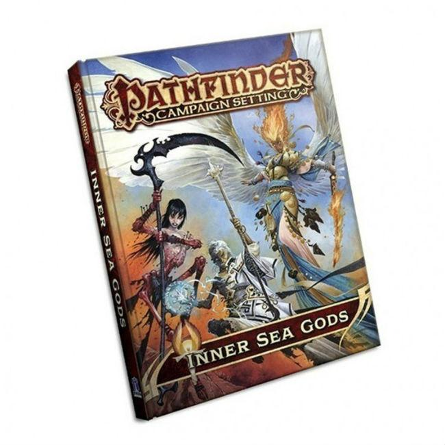 PFCS: Inner Sea Gods Role Playing Games Paizo