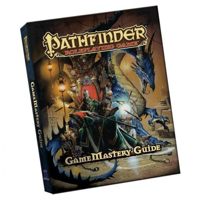 PFRPG GameMastery Guide Pocket Edition