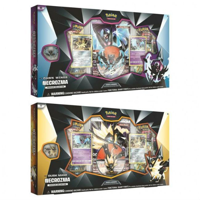 PKM: DM/DW Necrozma Premium Collection Collectible Card Game The Pokemon Company International Inc.
