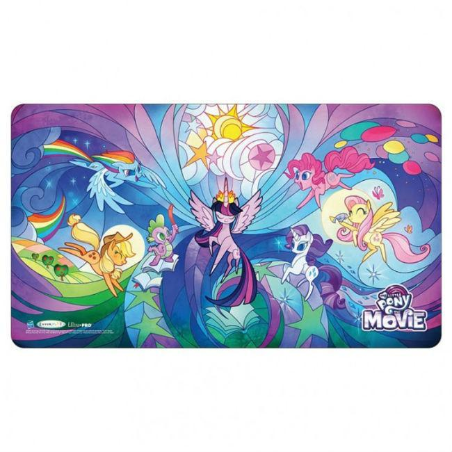 Play Mat: MLP: Stained Glass Accessories Ultra Pro