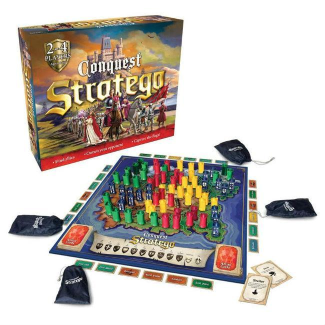 PlayMonster: Stratego Conquest Board Game Board Game PlayMonster