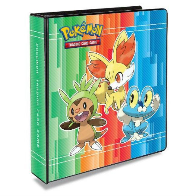 Pokemon X and Y 2″ 3-Ring Binder