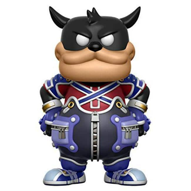 POP Disney: Kingdom Hearts Pete Toys and Action Figures Funko